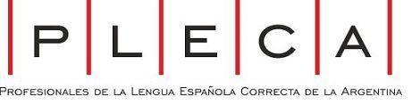 PLECA Profesionales de le lengua española correcta de la Argentina